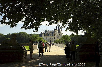 Chateau Chenonceau [Chateaux Country - Loire - France]