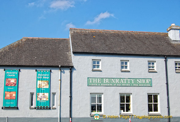 The Bunratty Shop