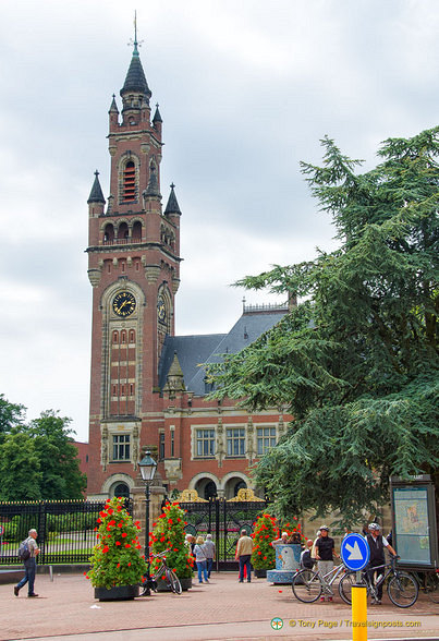 Tower of the Peace Palace