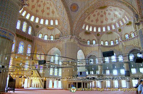 Blue mosque istanbul turkey for Blue istanbul hotel taksim