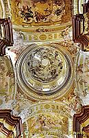 The 'battle which leads to victory' is strongly expressed by the monk's battle for virtue