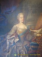 Maria Theresa, Queen of Hungary, a regular visitor to Melk Abbey