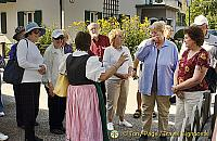 Local tour guide in Mondsee