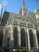 St Stephans Cathedral, Vienna
