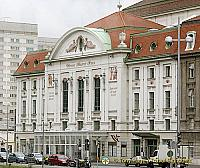 Wiener Konzert Haus, completed in 1913 during the reign of Emperor Franz Joseph