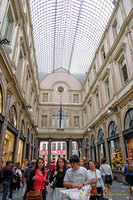 Shopping at the Galeries Royales Saint-Hubert