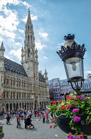 Brussels' Town Hall
