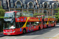 Brussels City Sightseeing bus