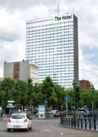 The Hotel Brussels, a 421 room hotel near trendy Avenue Louise