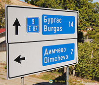 To Sunny Beach - Black Sea - Bulgaria
