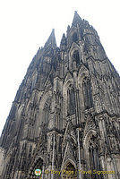 Cologne Cathedral at Christmas