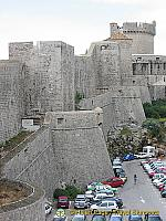 Magnificent City Walls of Dubrovnik