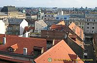 Roofs of Zagreb
