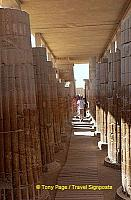 This corridor leads into the Great Southern Court.