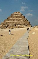 Step Pyramid of Djoser - Saqqara - Egypt