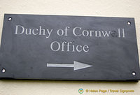 Duchy of Cornwall Office
