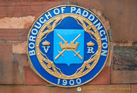Borough of Paddington crest