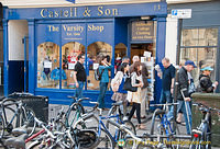 Castell & Sons - the varsity shop at 13 Broad Street
