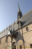 Roof of Hospices de Beaune