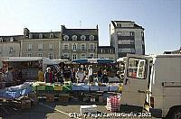 Market day in Châteaubriant
