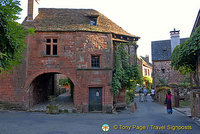 Collonges-la-Rouge, France