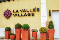La Vallée Village in Marne-la-Vallée