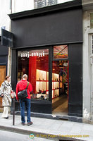 Mi-Mai, a designer boutique at 83 rue Vieille-du-Temple