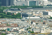 Spot the Great Mosque of Paris