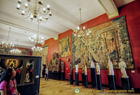 The Musée du Moyen Age has a magnificent collection of tapestries