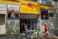 Get the Choco-Story at the Musée du Chocolat