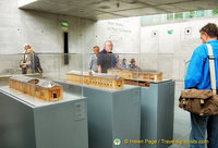 Models of L'Orangerie through time