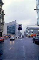 The former Checkpoint Charlie