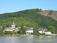 Unkel as viewed from our Rhine River Cruise