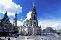 Dresden city centre