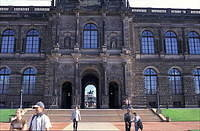 Zwinger Palace - Dresden's most famous building