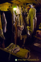 Rope products and medieval clothing