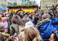 Krampus Run in Munich