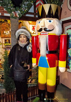With Christian II, the giant Nutcracker