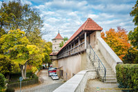 Nördlingen Wall Walk