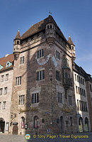 Nassauer Haus - a very well-preserved medieval tower house