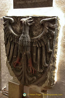 The Imperial Eagle from the 15th century