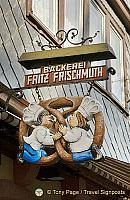 Fritz Frischmuth bakery in Wertheim