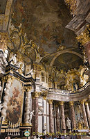 Hofkirche - the Court Chapel of the Residenz