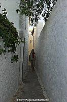Narrow street of Hydra