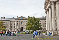 Trinity College buildings