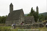 Glendalough - County Wicklow