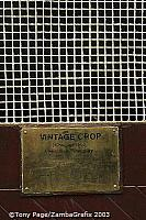Vintage Crop's enclosure