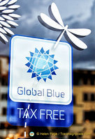 Global Blue tax free service