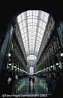 Galleria Vittorio Emanuele II, otherwise known as Il Salloto di Milano (Milan's Drawing Room)