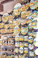 Ceramic souvenir shop